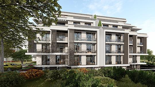 лукс апартамент с гледка към Витоша