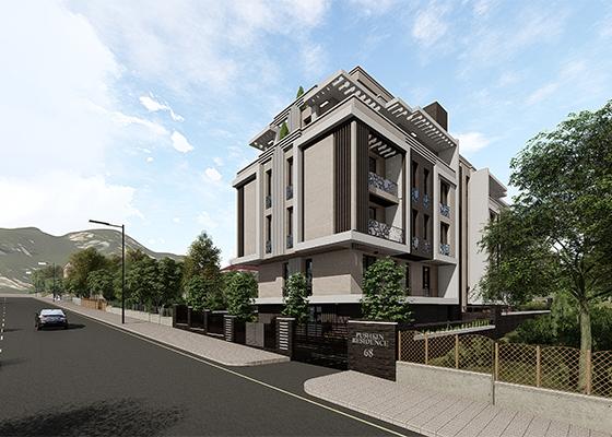 лукс апартаменти в Бояна