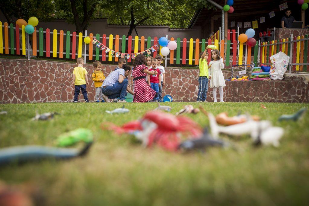 Детски градини в Бояна